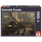 Schmidt: Locomotive 1000 darabos puzzle