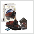 Harry Potter: Hogwarts Express puzzle 3D cu 180 de piese
