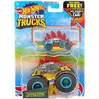Hot Wheels Monster Trucks: Motosaurus kisautó szett