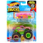 Hot Wheels Monster Trucks: Set de mașinuțe Torque Terror
