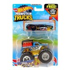 Hot Wheels Monster Trucks: Haul Yall kisautó szett