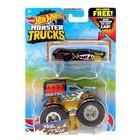 Hot Wheels Monster Trucks: Set de mașinuțe Haul Yall