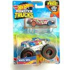 Hot Wheels Monster Trucks: HW Race Ace kisautó szett