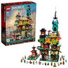 LEGO NINJAGO: Grădinile orașului - 71741