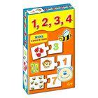 Mini játszva tanulni - 1, 2, 3, 4