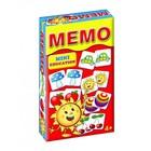 Mini játszva tanulni - Memo