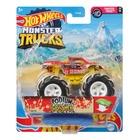 Hot Wheels Monster Truck: Podium Grasher