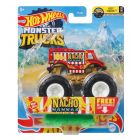 Hot Wheels Monster Truck: Mașinuța Nacho Mammas