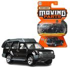 Matchbox Moving Parts: 2000 Nissan Xterra