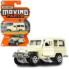 Matchbox Moving Parts: 1962 Willys Jeep Wagon