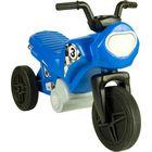 Motocicletă fără pedale - albastru