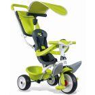 Smoby: Baby Balade tricikli - zöld - CSOMAGOLÁSSÉRÜLT