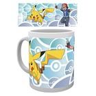 Pokémon: Téged választalak Pikachu kerámia bögre, 320 ml