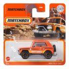 Matchbox : MBX Field Car kisautó - narancssárga