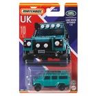Matchbox: UK kollekció kisautó - Land Rover Defender 110
