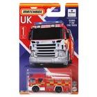 Matchbox: Best of UK - Mașinuță Scania P 360 Fire Truck