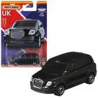 Matchbox: UK kollekció kisautó - Levc TX Taxi