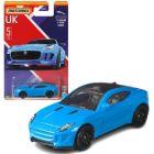 Matchbox: UK kollekció kisautó - 15 Jaguar F-Type Coupe