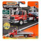 Matchbox: Working Rigs - International Durastar 4400 Flatbed Transporter