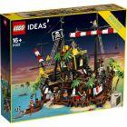 LEGO Ideas: Barracuda öböl kalózai 21322 - CSOMAGOLÁSSÉRÜLT