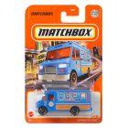 Matchbox: Mașinuță Express Delivery - albastru