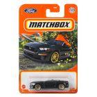 Matchbox : 2018 Ford Mustang Convertible kisautó - fekete