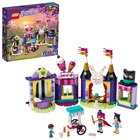 LEGO Friends: Varázslatos vidámparki standok 41687