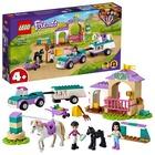 LEGO Friends: Lovasiskola és utánfutó 41441
