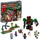 LEGO Minecraft: Monstrul din junglă - 21176