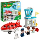 LEGO DUPLO Town: Avion și aeroport - 10961