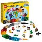 LEGO Classic: În jurul lumii - 11015