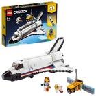 LEGO Creator: Aventură cu naveta spațială - 31117