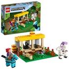 LEGO Minecraft: Grajdul pentru cai - 21171