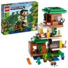 LEGO Minecraft: A modern lombház 21174