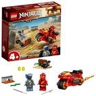 LEGO Ninjago: Motocicleta Blade a lui Kai - 71734
