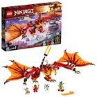 LEGO Ninjago: Tűzsárkány támadás 71753