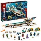 LEGO Ninjago: Vízi fejvadász 71756