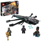LEGO Super Heroes: Nava libelulă a Panterei negre - 76186