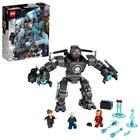 LEGO Super Heroes: Vasember Vasmángorló küzdelme 76190
