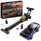 LEGO Speed Champions: Mopar Dodge//SRT Top Fuel Dragster és 19 76904