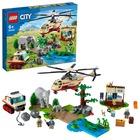 LEGO City Wildlife: Operațiune de salvare a animalelor sălbatice - 60302