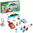 LEGO DUPLO Town: Mașini de curse - 10947