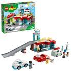 LEGO DUPLO Town: Garaj și spălătorie de mașini - 10948
