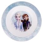 Frozen 2: Farfurie adâncă din plastic, compatibil cu microunde