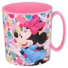 Minnie Mouse: Cană din plastic, compatibil cu microunde - 350 ml