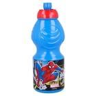 Pókember: Mintás, műanyag kulacs, 4 dl