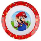 Super Mario: Farfurie adâncă din plastic, compatibil cu microunde