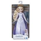 Disney Hercegnők Jégvarázs 2: Elza hercegnő baba