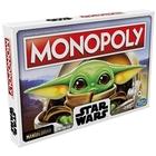 Monopoly: Baby Yoda társasjáték - román nyelvű