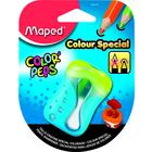 MAPED: Color Peps hegyező, kétlyukú, tartályos tompára hegyező - többféle színben
